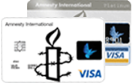 Amnesty International Fixed Rate Platinum Credit Card