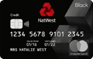 NatWest Reward Black Credit Card