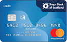 Royal Bank of Scotland Reward Credit Card