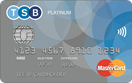 TSB Platinum 20 Month Purchase Credit Card
