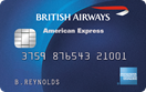 The British Airways American Express card (image: Shutterstock)