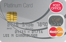 Post Office Platinum 18 Month Balance Transfer Card