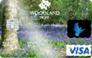 Woodland Trust Flat Rate Charity Credit Card