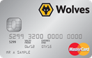 Wolves MasterCard Credit Card
