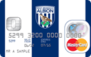 Albion MasterCard Credit Card