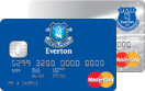 Everton MasterCard Credit Card