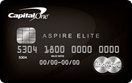 Capital One Aspire Elite Credit Card