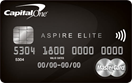 Capital One Aspire Elite Credit Card