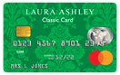 Laura Ashley Classic Credit Card