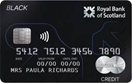 Royal Bank of Scotland Reward Black Credit Card