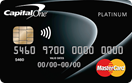 Capital One Classic Platinum Credit Card