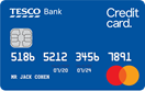 Tesco Bank Foundation Clubcard Credit Card