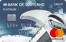 Bank of Scotland Platinum 32 Month Balance Transfer Credit Card
