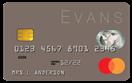 Evans MasterCard