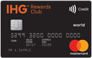 IHG® Rewards Club Premium Credit Card