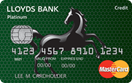 Lloyds Platinum 40 Month Balance Transfer Credit Card