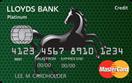 Lloyds Bank Platinum 37 Month Balance Transfer Credit Card
