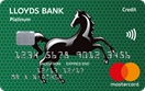 Lloyds Bank Platinum Low Rate Credit Card